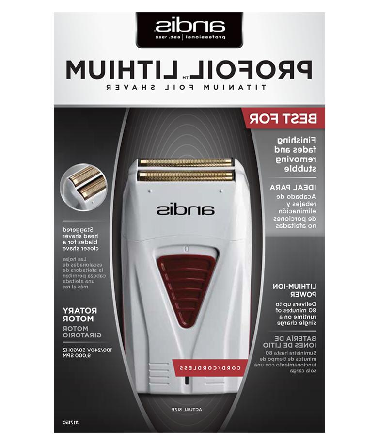 Andis Profoil Lithium Shaver #17150--BRAND NEW--FAST SHIPPIN