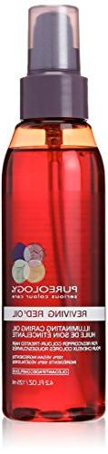 Pureology Reviving Red Oil Illuminating Caring Oil for Unise