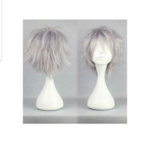 s noilite unisex cosplay hair wig short