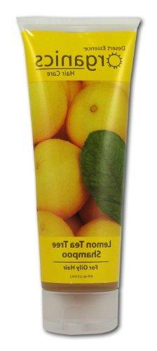 DESERT ESSENCE SHAMP,LEMON TEA TREE 8 OZ 1-EA