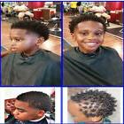 Smart Green Locking Afro Curl Twist Dreads Coil Wave Barber