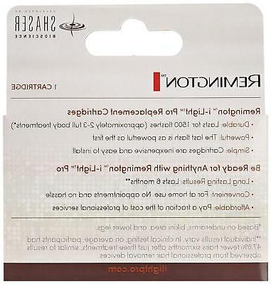 Remington for iLIGHT Hair Removal
