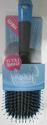 Straight Talk Soft touch Smooth Style Hair Brush Let It Shin