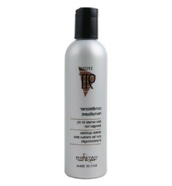 HAYASHI System 911 Daily Remedy CONDITIONER for Dry Damaged