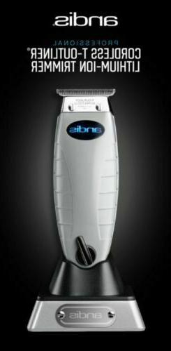 Andis T-Outliner Lithium-Ion Cord/Cordless PROFESSIONAL Trim