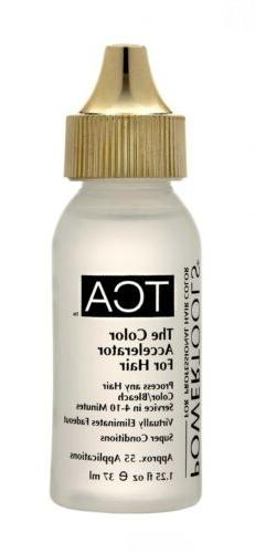 TCA The Color Accelerator for Hair 1.25 oz For Professional