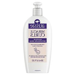 Aussie Leave-In Detangling Milk Miracle Curls 6.7 Ounce