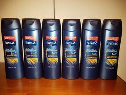 Lot Suave Mens 2 in 1 Hair and Body Wash 15 fl. ounces