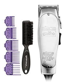 Andis Master Hair Adjustable Blade Clipper, with a Andis Mas