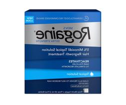 Men's Rogaine Extra Strength 5% Minoxidil Topical Solution f