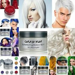 Mofajang Hair Color Pomades Wax Mud Dye Styling Cream DIY Co