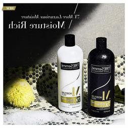 TRESemme Moisture Rich Shampoo For Dry Hair With Vitamin E,