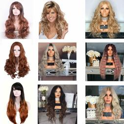 More Styles Ombre Curly Synthetic Hairstyle Hair For Women F