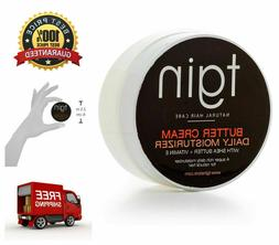 tgin Butter Cream Daily Moisturizer for Natural Dry and Curl