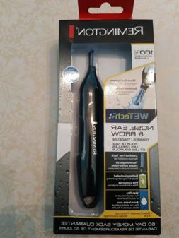 Remington NE3250B WETech 100% Waterproof Nose, Ear, Eyebrow