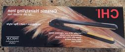 Authentic NEW CHI Ceramic Flat Iron Hair Straightener *FREE