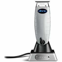 New Andis Cordless T-Outliner, LED, Lithium-Ion Battery, Dua