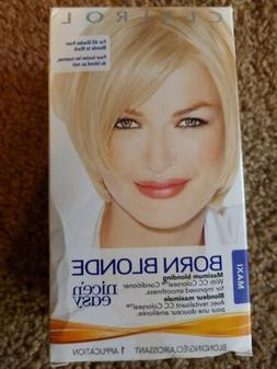 Clairol Nice 'N Easy Born Blonde Hair Color Maxi For All Sha