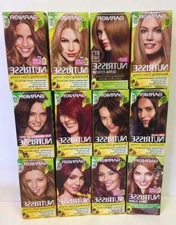 Garnier Nutrisse Ultra Color Nourishing Color Creme, CHOOSE