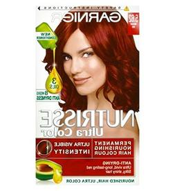 Garnier Nutrisse Ultra Permanent Colour 5.62 Vibrant Red - P