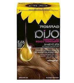 Garnier Olia Oil Permanent Haircolor, Lightest Golden Brown