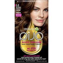 Garnier Olia Oil Powered Permanent Haircolor, 2.0 Soft Black