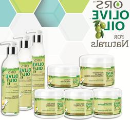 ORS Olive Oil For Naturals - Restorative Hydration for Dry,
