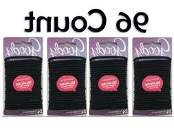 GOODY OUCHLESS No Metal Hair Ties Elastics Pony Tail 96 Coun