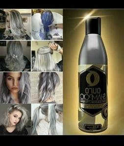 Ouro Toning Shampoo For Blonde Or Silver Hair Matizador Cabe