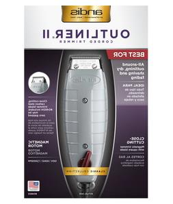 Andis 04603 Go Professional Outliner II Square Blade Trimmer