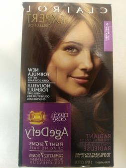 Clairol Expert Collection Age Defy Permanent Hair Color, 6 L