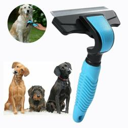 Pet Grooming Deshedding Tool Brush for Dog & Cat Hair for Lo