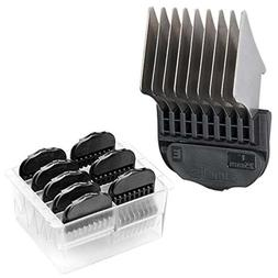 Andis 8-Piece Stainless Steel Pet Clipper Comb Set