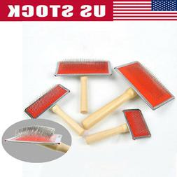 Pets Dog Cat Fur Grooming Trimmer Comb Tool For Long Haired