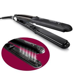 Pro Steam Spray Ionic Ceramic Electric Hair Straightener Fas