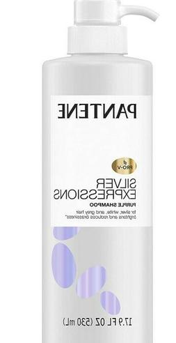 Pro-V for Grey and Color Treated Hair,Purple Shampoo and Hai