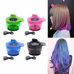 Professional Electric Hair Coloring Bowl Automatic Mixer For