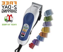 Wahl Professional Hair Cut Clipper Cutting Barber Kit Trimme