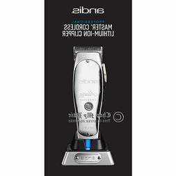Andis Professional Master Cordless Lithium-Ion Hair Clipper