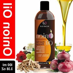 Red Onion Oil for Hair Regrowth Men and Women, 100 ml