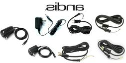 Andis Replacement Cord or Cordless Adapter for Clipper, Trim