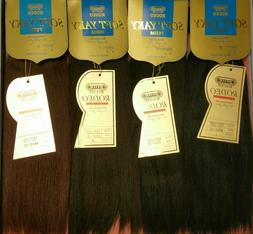 Rodeo 100% Human Hair for Weaving - SILKY HAIR