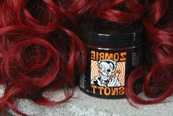 "ZOMBIE SNOTT ""Route 666 Red"" BRAND NEW long-lasting hair col"