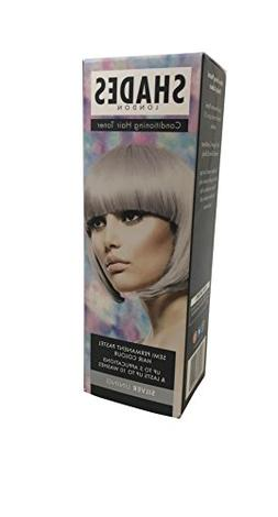 Professional Semi Permanent Pastel Hair Dye. Conditioning Ha