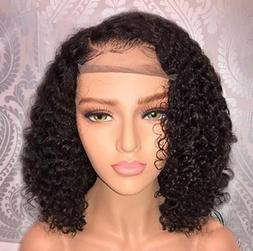 Jessica Hair Short 13x6 Lace Front Human Hair Wigs Pre Pluck