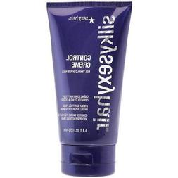 Silky Sexy Hair Control Creme for Thick Coarse Hair 5.1 oz S