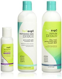 DevaCurl Super Curly Hair Care Holiday Shampoo and Condition