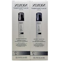 Nioxin System 2 Scalp Treatment for Fine Thinning Hair 6.8 o