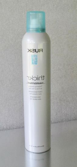 Rusk Thickr Hairspray for Fine or Thin Hair 360ml