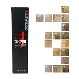 Goldwell Topchic Permanent Hair Color Tubes 2.1 oz - Light C